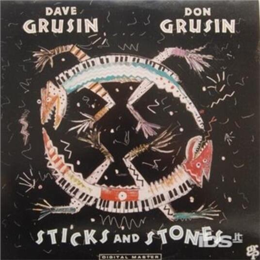 Sticks and Stones - Vinile LP di Dave Grusin
