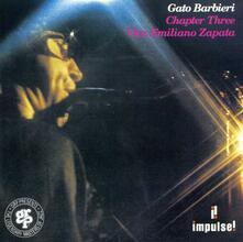 Chapter Three - CD Audio di Gato Barbieri