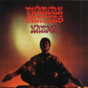 Foto Cover di Karma, CD di Pharoah Sanders, prodotto da Impulse!