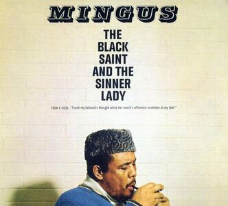 CD The Black Saint and the Sinner Lady di Charles Mingus