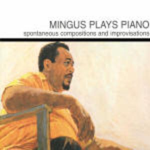 CD Mingus plays Piano di Charles Mingus