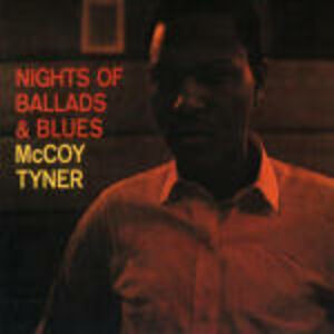 CD Nights of Ballads and Blues di McCoy Tyner
