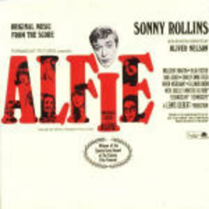 CD Alfie di Sonny Rollins
