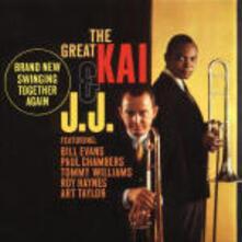 The Great Kai & J.J. - CD Audio di J. J. Johnson,Kai Winding