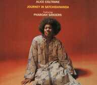 CD Journey in Satchanandia Alice Coltrane