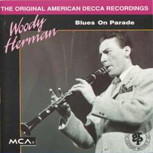 Blues on Parade - CD Audio di Woody Herman