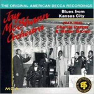 CD Blues from Kansas City di Jay McShann