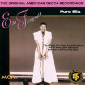 CD Pure Ella di Ella Fitzgerald