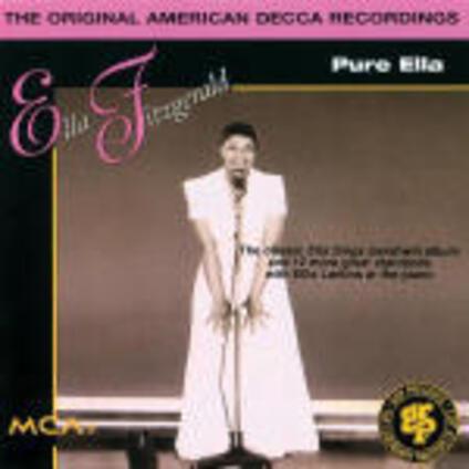 Pure Ella - CD Audio di Ella Fitzgerald