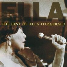 Best of Ella Fitzgerald - CD Audio di Ella Fitzgerald