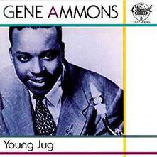 Young Jug - CD Audio di Gene Ammons