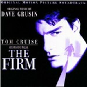 CD The Firm (Colonna Sonora) di Dave Grusin