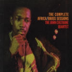 CD The Complete Africa Brass Session di John Coltrane (Quartet)