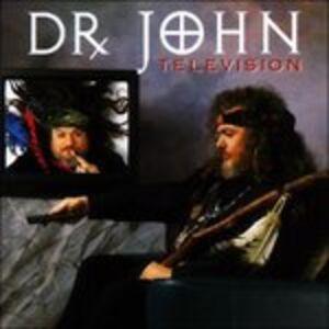 Foto Cover di Television, CD di Dr. John, prodotto da Import