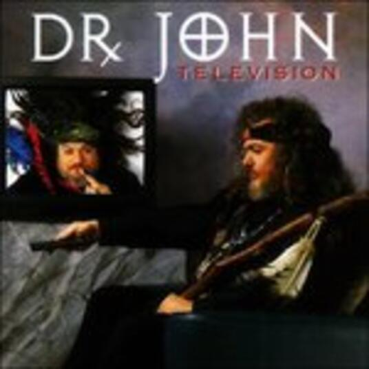 Television - CD Audio di Dr. John