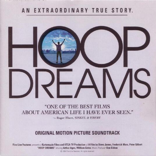 Hoop Dreams - CD Audio