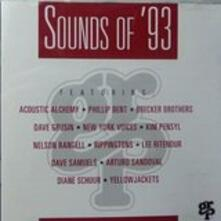 Sounds Of '93 - CD Audio