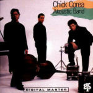 CD Akoustic Band di Chick Corea