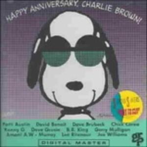 Happy Anniversary Charlie - CD Audio