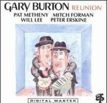 Reunion - CD Audio di Gary Burton