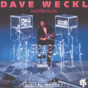 CD Master Plan di Dave Weckl