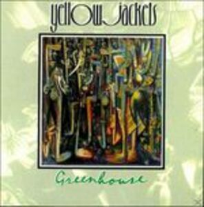 Foto Cover di Greenhouse, CD di Yellowjackets, prodotto da GRP