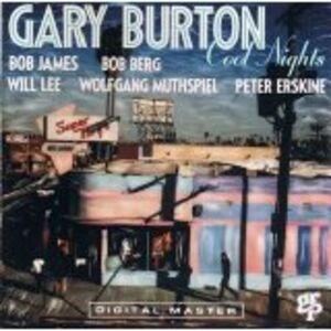 CD Cool Nights di Gary Burton