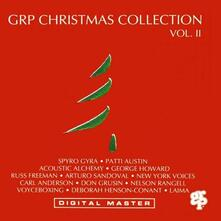 Grp Christmas Collection - Volume D - CD Audio