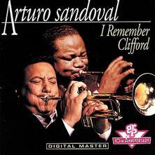 I Remember Clifford - CD Audio di Arturo Sandoval