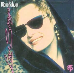 Foto Cover di Love Songs, CD di Diane Schuur, prodotto da GRP