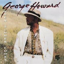 When Summer Comes - CD Audio di George Howard