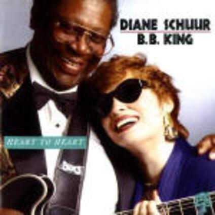 Heart to Heart - CD Audio di B. B. King,Diane Schuur