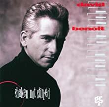 Shaken Not Stirred - CD Audio di David Benoit