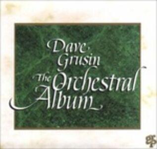 Foto Cover di Orchestral Album, CD di Dave Grusin, prodotto da Import
