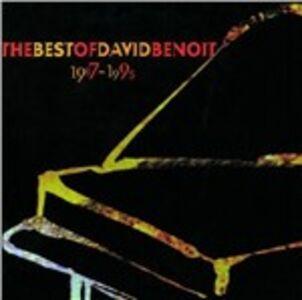 Foto Cover di Best of, CD di David Benoit, prodotto da GRP