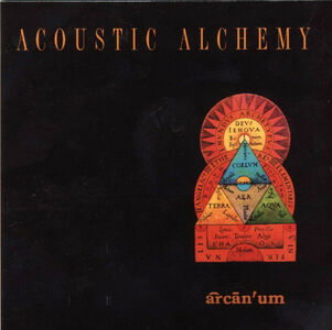 CD Arcanum di Acoustic Alchemy