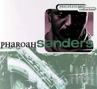 Foto Cover di Priceless Jazz, CD di Pharoah Sanders, prodotto da GRP