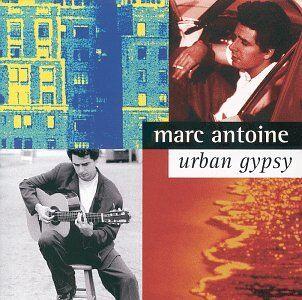CD Urban Gypsy di Marc Antoine