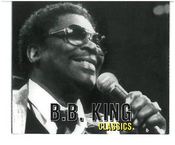 CD Classics di B.B. King