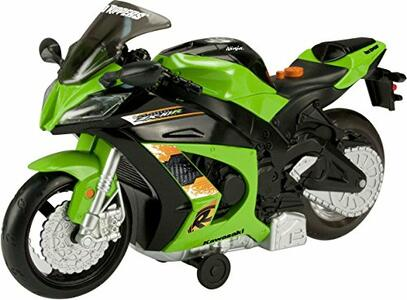 Road Rippers Luci e Suoni. Moto Kawasaki