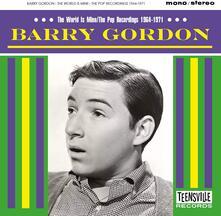 World Is Mine. The Pop Recordings 1964-1971 - CD Audio di Barry Gordon