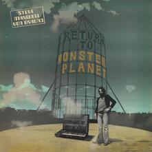 Return To Monster Planet - Vinile LP di Steve Maxwell Von Braund
