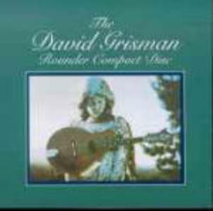 The David Grisman Rounder Compact Disc - CD Audio di David Grisman