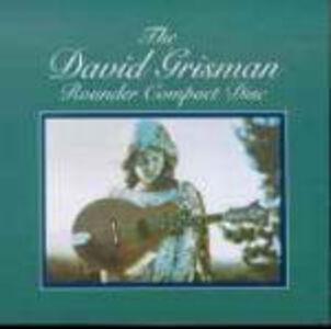 Foto Cover di The David Grisman Rounder Compact Disc, CD di David Grisman, prodotto da Rounder