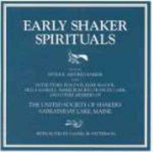 CD Early Shaker Spirituals di Sister Mildred Barker