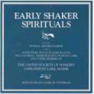 CD Early Shaker Spirituals di Sister Mildred Barker