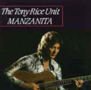 CD Manzanita di Tony Rice