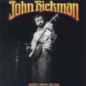 CD Don't Mean Maybe di John Hickman