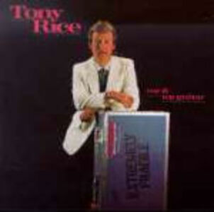 CD Me & my Guitar di Tony Rice