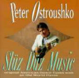 CD Slüz Düz Music di Peter Ostroushko